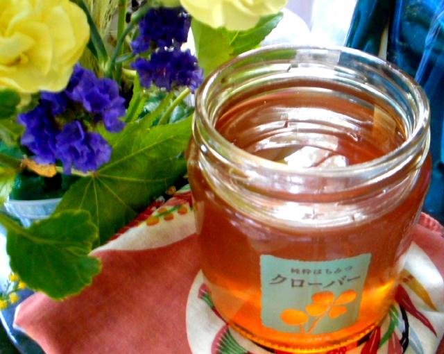 ハチミツは、暑い夏の夏バテ対策にもオススメです。