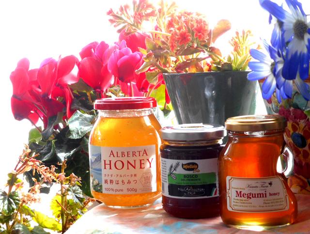 本物の天然・純粋・生ハチミツの選び方