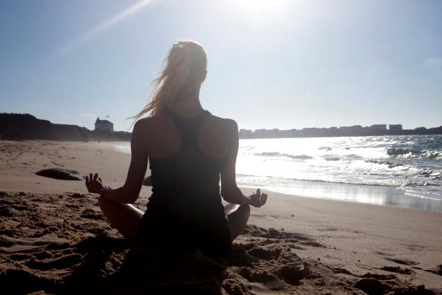 日光浴もミトコンドリアの健康のためには大切。