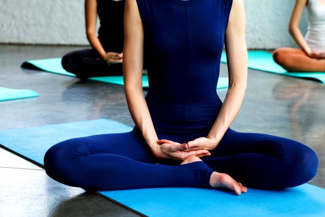 ゆっくりと呼吸するようにすることはダイエットやアンチエイジングにも役立つ