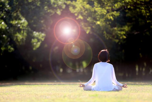 うつの改善には瞑想が効果的