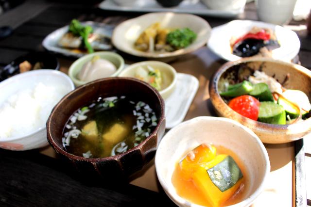 納豆や味噌、漬物や刺身など、加熱しない方法で食事を摂る文化