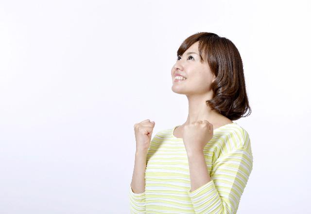 首への負担を減らすには、あごを20度ぐらい上げる