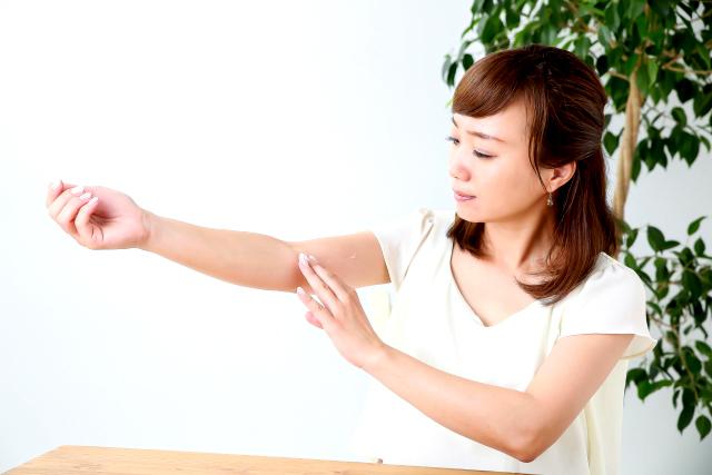 アトピー性皮膚炎の症状を改善していく
