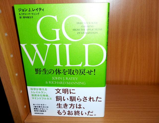 無理なく『GO WILD』で野生の体を取り戻すには?