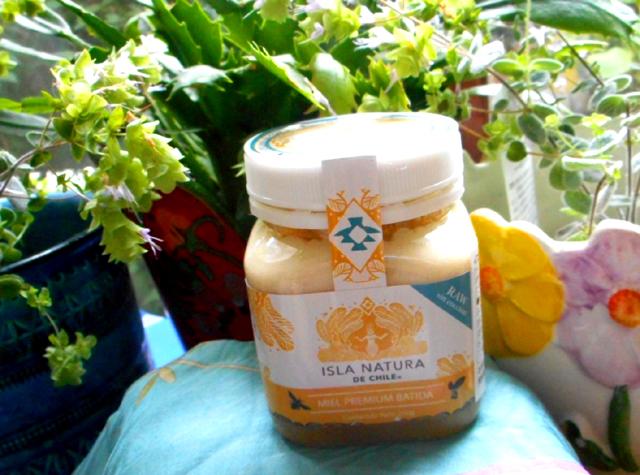 イスラ・ナチュラ ピュアハニーというチリの蜂蜜が美味しすぎる件
