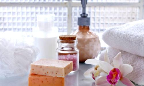 入浴中のココナッツオイルでスキンケア&乾燥肌対策