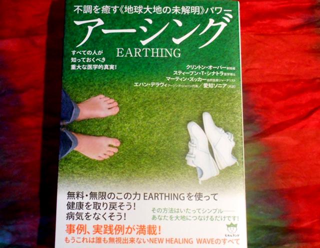 不調を癒す《地球大地の未解明》パワー アーシング