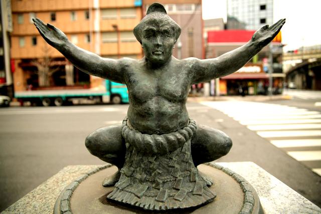 蹲踞(そんきょ)で身体の歪みを正してバランスを整える