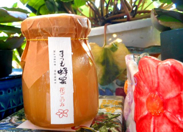 まつえ蜂蜜は花の香りが漂う天然の生はちみつ