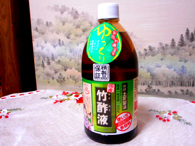 市販の入浴剤よりも、竹酢液は大人のアトピー性皮膚炎の対策にオススメ