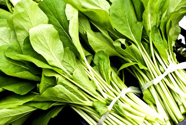 ほうれん草の栄養効果