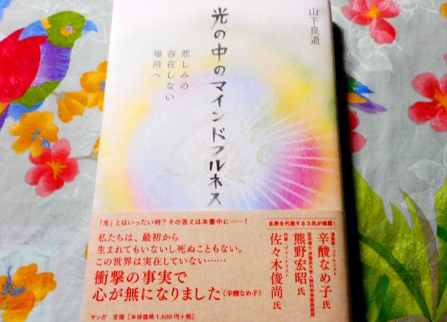 『光の中のマインドフルネス』は瞑想の本質について的確に述べられている。