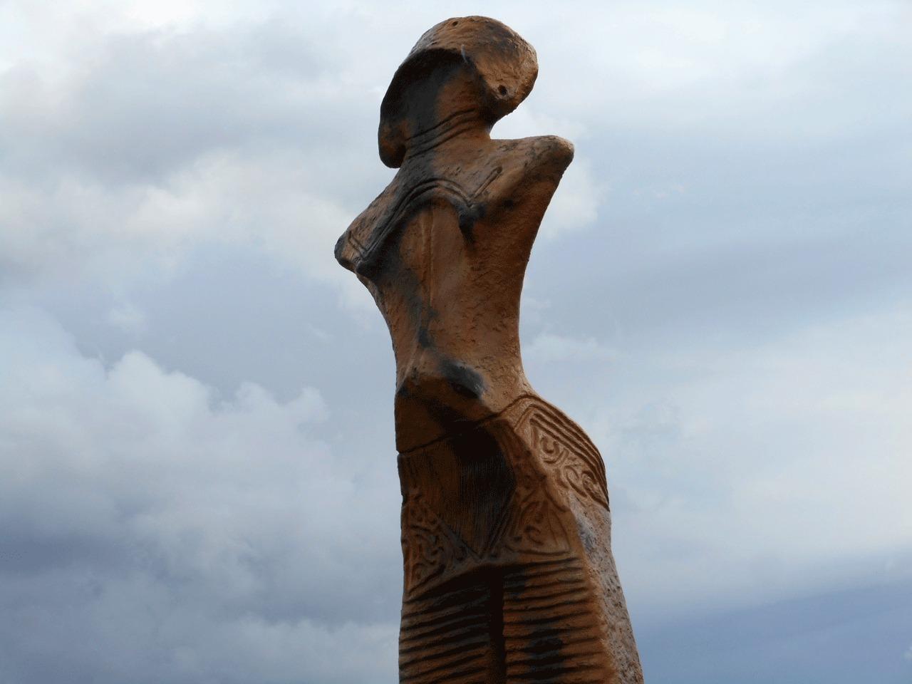 山形県の舟形町で縄文の女神に出会った記憶