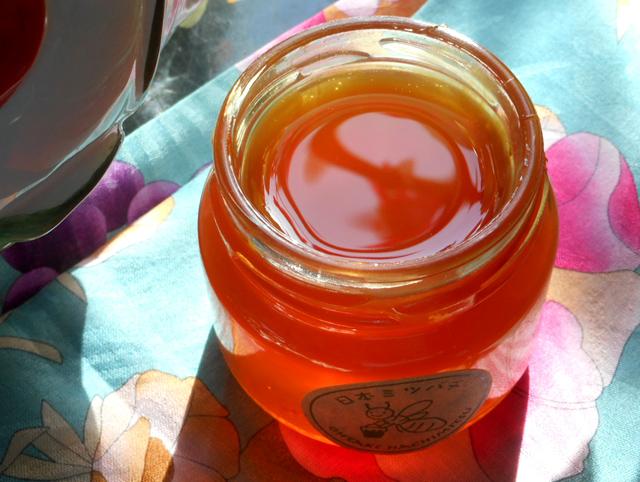 ハチミツの花粉症の予防対策効果
