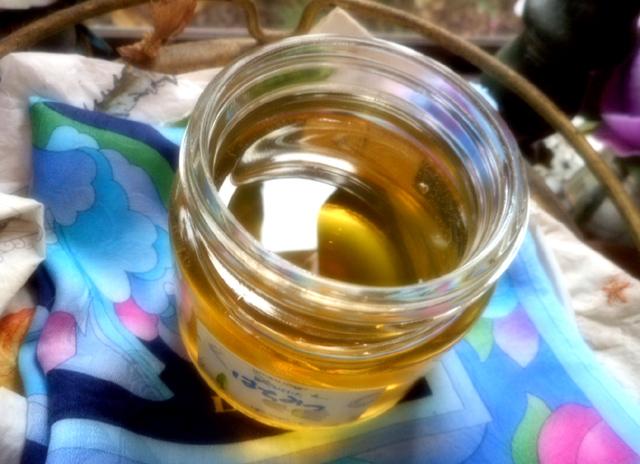 ハチミツには整腸作用がある