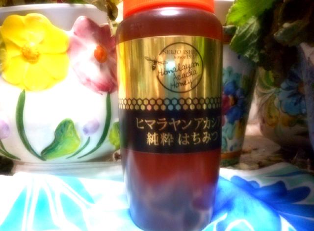 成城石井 ヒマラヤンアカシア純粋蜂蜜