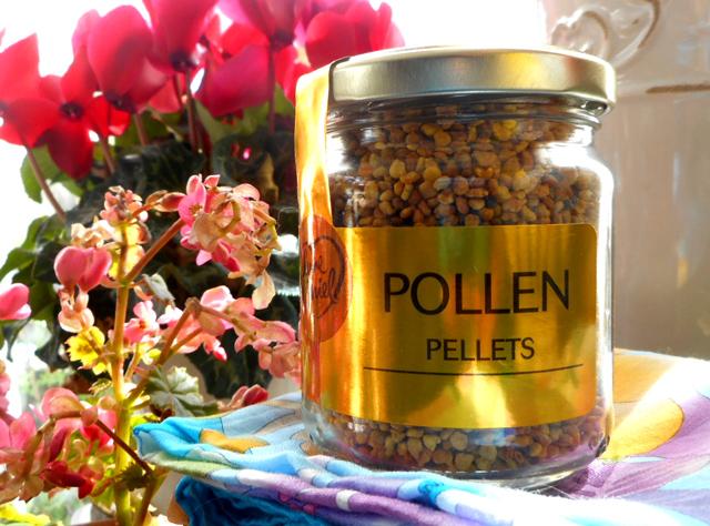ビーポーレン(蜂花粉)は花粉症緩和に役立つ