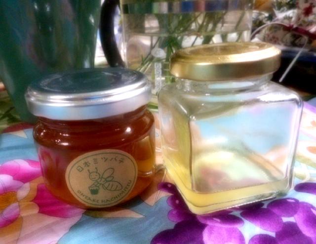 手軽にできるハチミツ保湿水