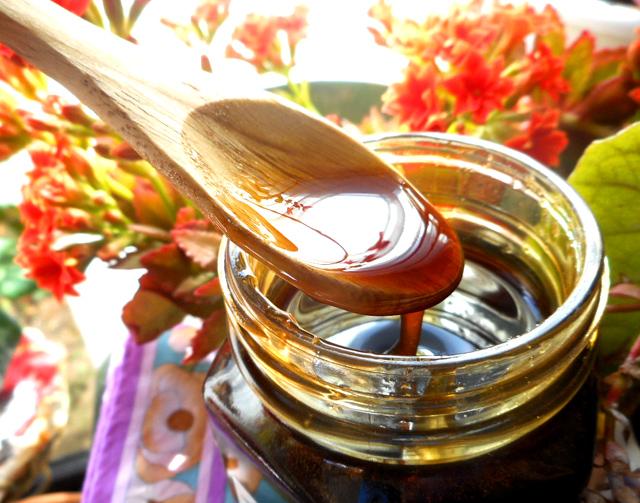 ハチミツは栄養バランスを整えるのに最適