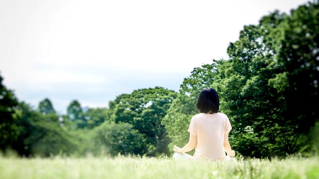 自分が心地よい場所にいることは皮膚と心の健康のために良い