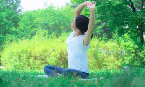 <ゆっくりヨガ>の生活習慣がうつ予防と改善に役立つわけ。