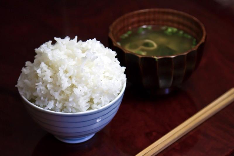 アトピーにはひと昔前の日本人が食べていた和食が理想的
