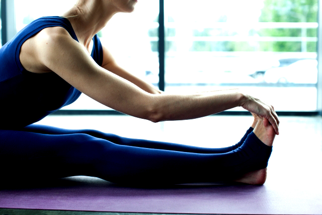 うつをやわらげていくためには適度な運動が大切。