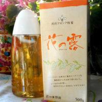 武州養蜂園の花の露キッチンボトルは砂糖代わりに使える蜂蜜
