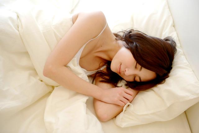 鼻呼吸は眠りが深くなるうえ目覚めもスッキリ