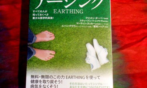 『不調を癒す《地球大地の未解明》パワー アーシング 』