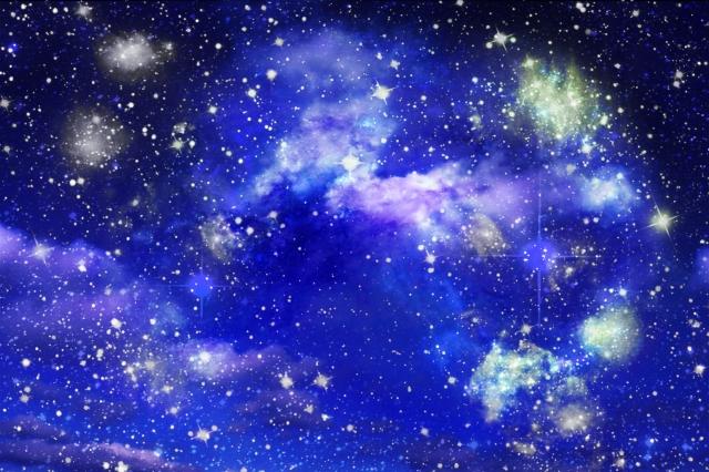 自分という不可思議な存在は、実はつねに無限の宇宙を創り出している