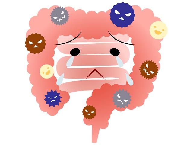 腸内フローラ・腸内環境が悪化する5つの要因