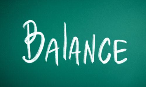 21世紀の健康は<バランス>が大切なわけ