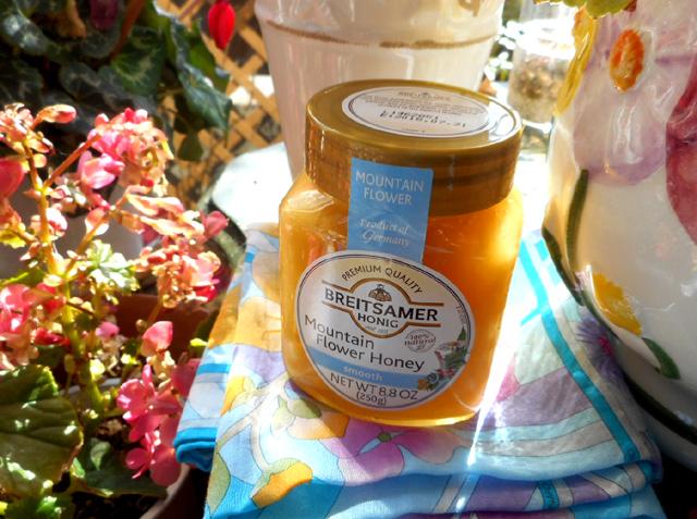 ブライトザマーの蜂蜜