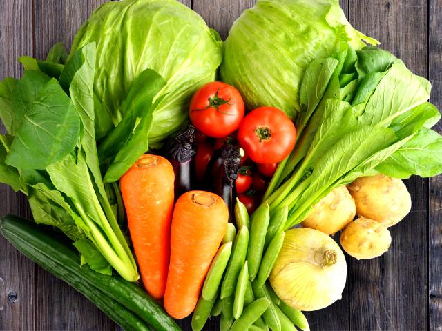 珪素は食物繊維を構成している。
