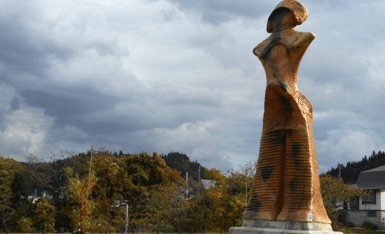 縄文の女神の記憶 in 山形県舟形町