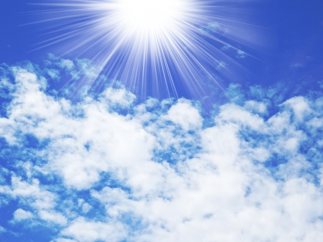 太陽からエネルギーをもらうことで、体がぽかぽかと温まれば身体は元気になっていき、気分もポジティブな方向へ変化していきます。