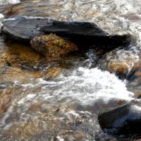 川と水の瞑想記憶。