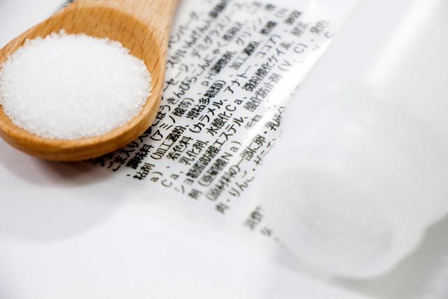 加工食品に含まれる食品添加物はスムーズな代謝を妨げる。
